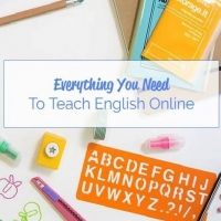 TEACH ENGLISH ONLINE $17 to $30 per hour (Home-based)