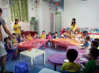 Kindergarten teachers needed multiple positions across China
